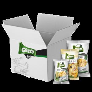 Box Chrupek Bio Gusto 3 smaków