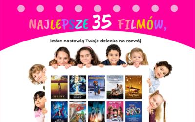 Najlepsze 35 filmów, które nastawią Twoje dziecko na rozwój