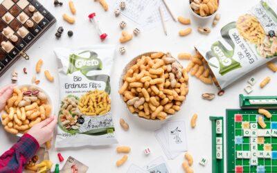 Chrupki kukurydziane BIO – smaczna przekąska dla maluchów i dzieci
